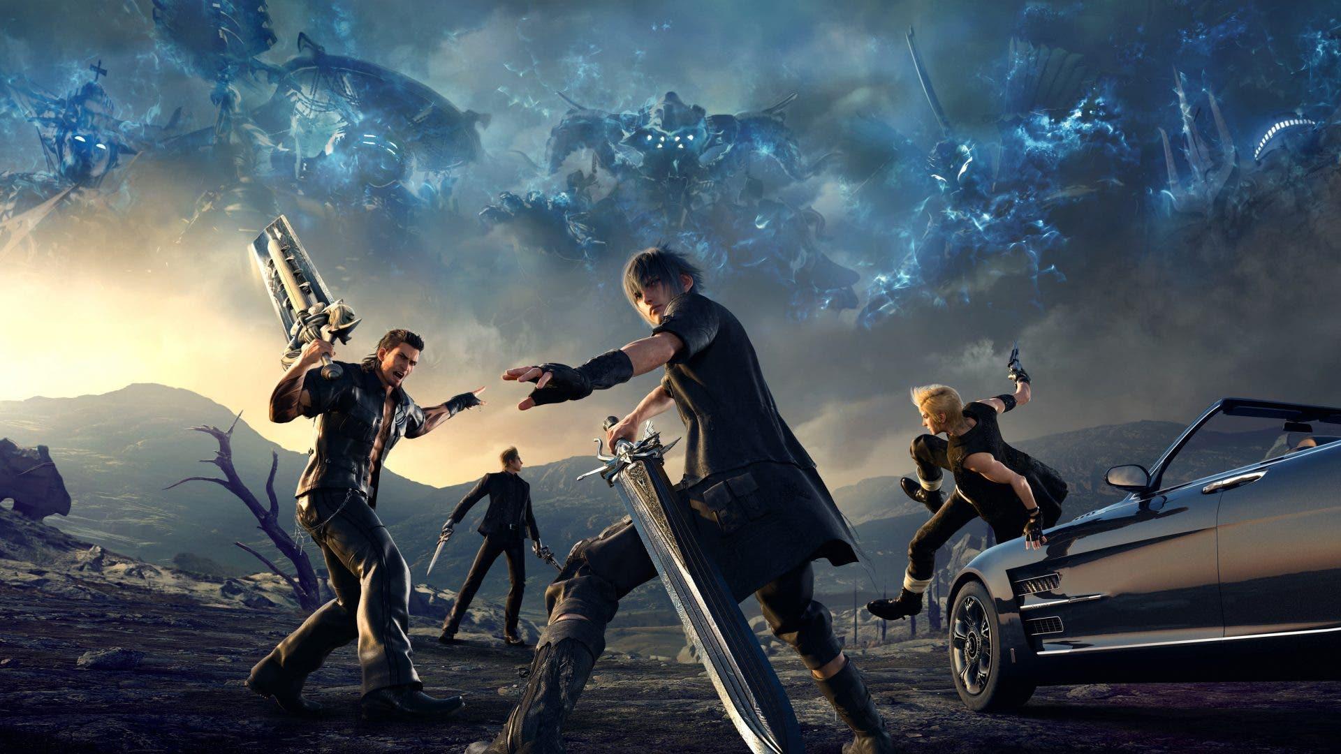 Imagen de Square Enix confirma el desarrollo de un nuevo Final Fantasy XV para dispositivos móviles