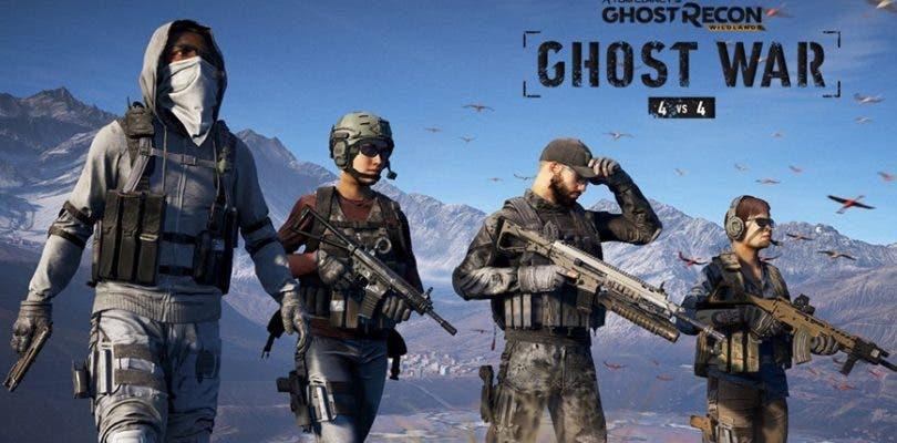 Ghost War, el modo PvP de Ghost Recon Wildlands, ya tiene fecha