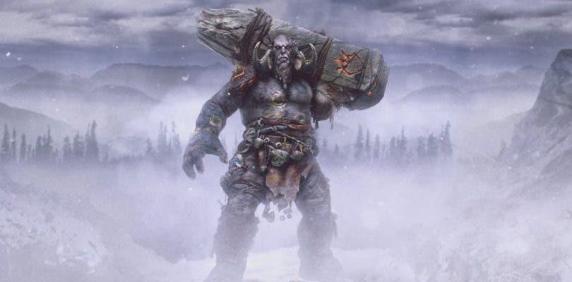 God of War nos introduce en vídeo un nuevo enemigo