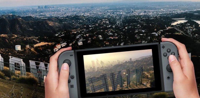 GTA V podría llegar a Nintendo Switch próximamente