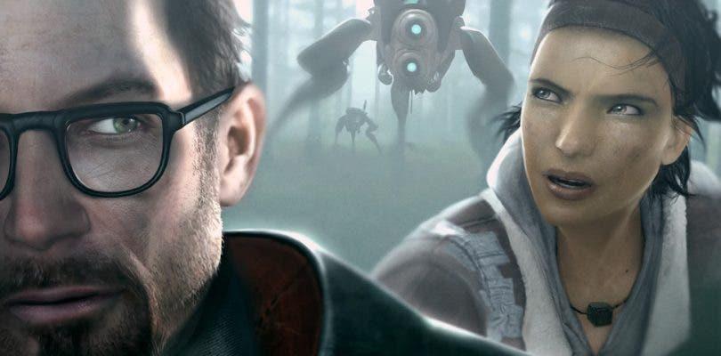 Un usuario trabaja en el remake de Half-Life 2 con Unreal Engine 4