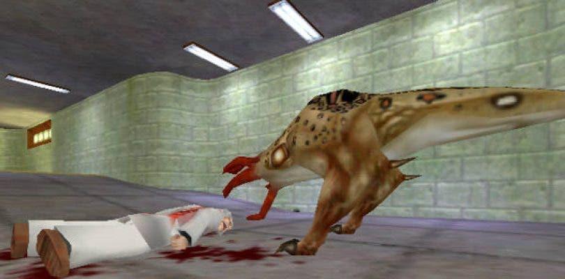 Half-Life incluía en el código de sus NPCs la capacidad de olfatear