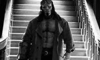 Primera imagen de Harbour en el nuevo reboot de Hellboy