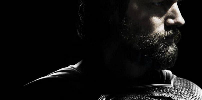 El traje negro de Superman existió y fue eliminado de Justice League