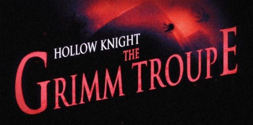 Ya hay fecha para la expansión gratuita de Hollow Knight