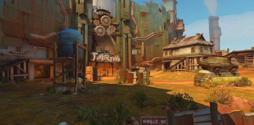 Junkertown Overwatch