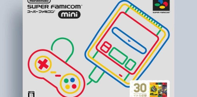 SNES Classic Mini