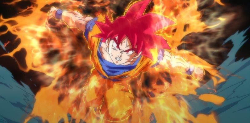 Dragon Ball Z: La batalla de los dioses llegará a Boing esta semana