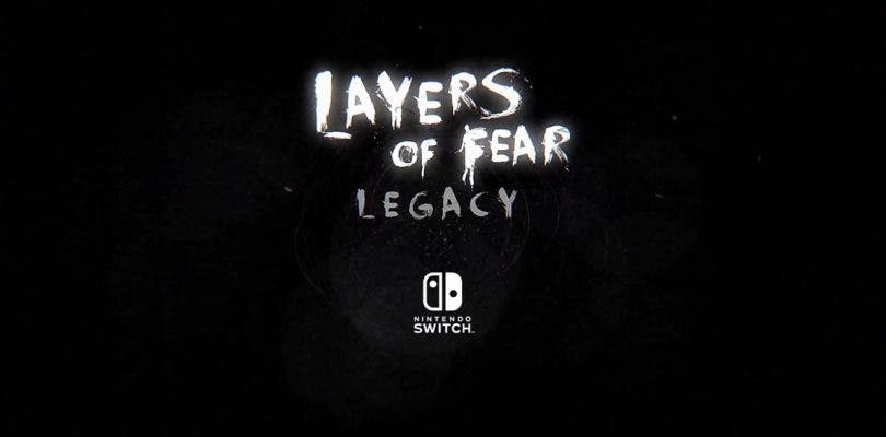 Layers of Fear: Legacy anunciado para Switch