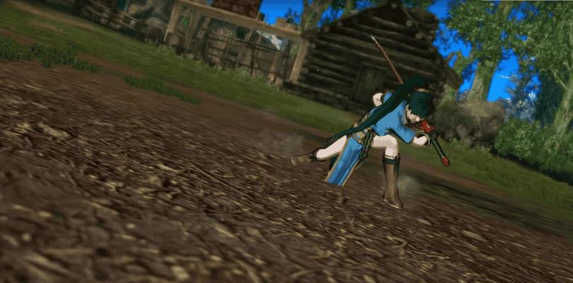 Fire Emblem Warriors da la bienvenida a Lyn como personaje jugable