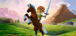 Contenido de The Legend of Zelda llegará a Monster Hunter Stories