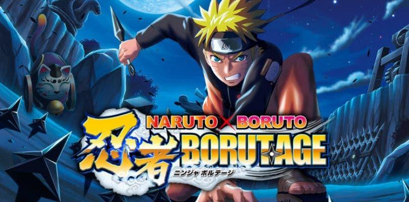 El juego de móviles Naruto x Boruto: Ninja Voltage aparece en imágenes