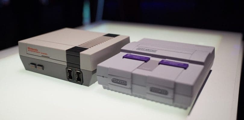Confirmado más stock de SNES mini y la vuelta de NES mini en 2018