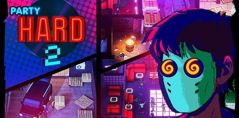 Party Hard 2 ha entrado oficialmente en fase gold