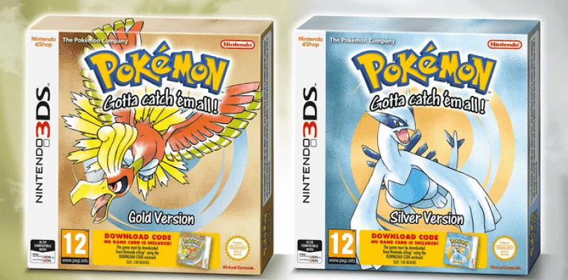 Disfruta del tráiler japonés de Pokémon Oro/Plata para 3DS