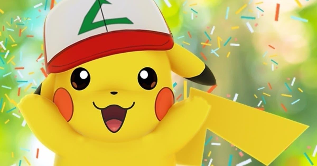 """Imagen de Pokémon GO añadirá """"vista Hoy"""", un nuevo menú informativo"""