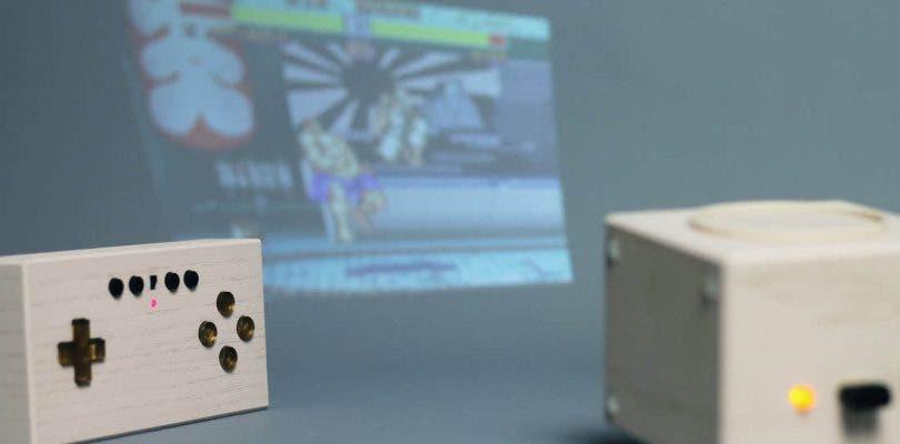 Zette System, la primera consola con mini-proyector