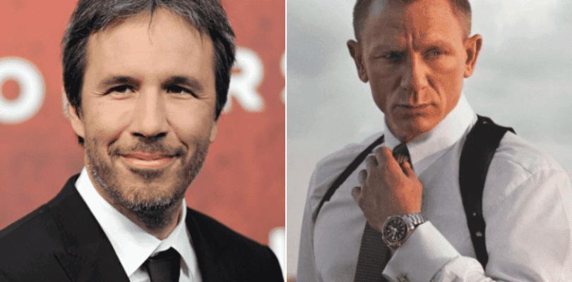 Daniel Craig quiere al director de Blade Runner 2049 en Bond 25