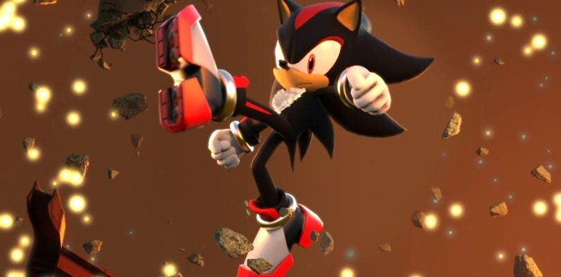 Podremos jugar como Shadow the Hedgehog en Sonic Forces