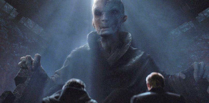 Desvelado el Mega Destructor de Snoke en Star Wars: Los Últimos Jedi