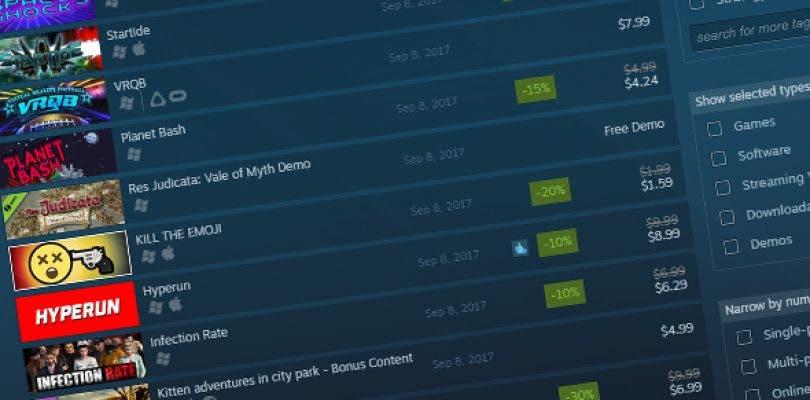 Se podrían lanzar más 5.000 juegos en Steam durante este 2017