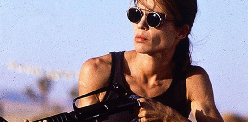 Linda Hamilton volverá como la Sarah Connor original en Terminator 6