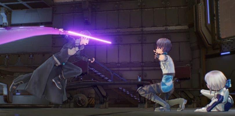 Bandai Namco brinda un nuevo tráiler de Sword Art Online: Fatal Bullet