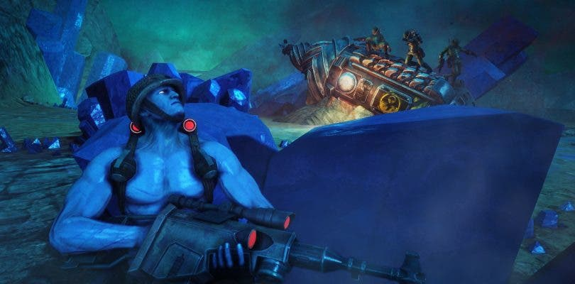 Muestran gameplay de Rogue Trooper Redux en Nintendo Switch