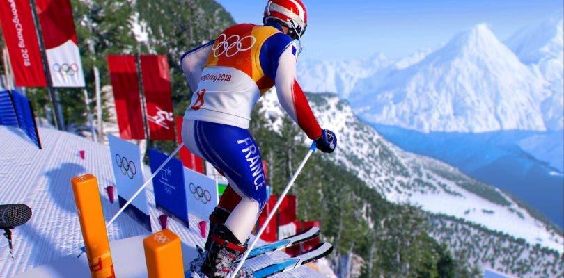 La expansión de Los Juegos Olímpicos de Steep se muestra en un tráiler