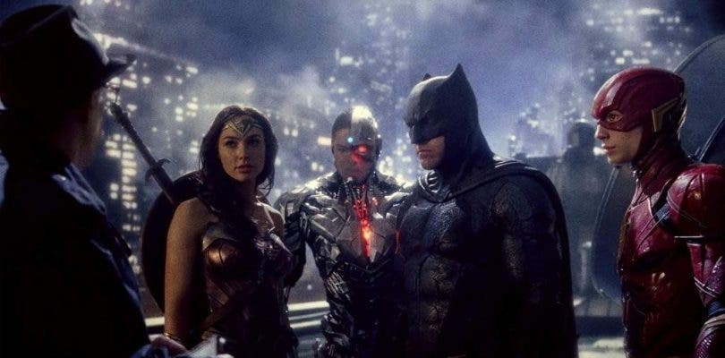La madre de Clark Kent, sorprendida con Justice League