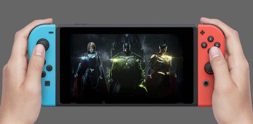 Ed Boon habla de la posibilidad de ver Injustice 2 en Nintendo Switch