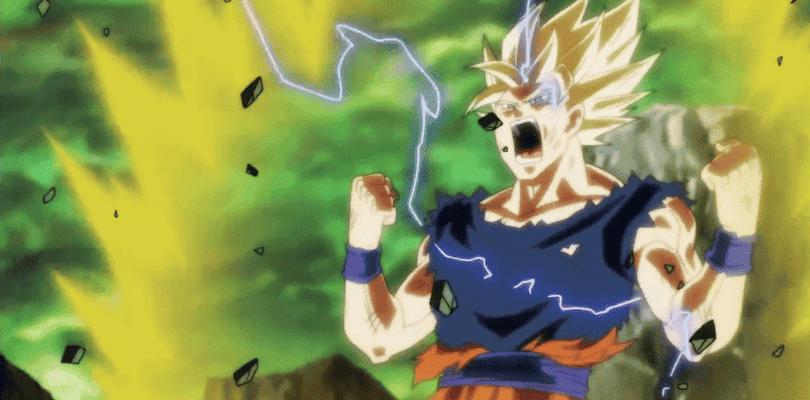 Goku recuperará su poder en el episodio 115 de Dragon Ball Super