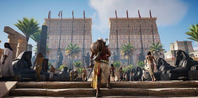 El origen de la hermandad en el nuevo tráiler de Assassin's Creed Origins