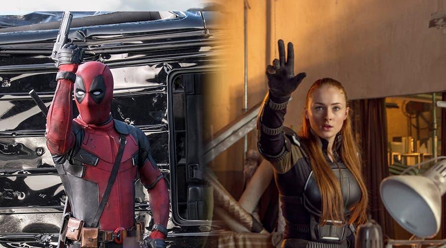 Imagen de Los rodajes de Deadpool 2 y X-Men: Dark Phoenix llegan a su fin