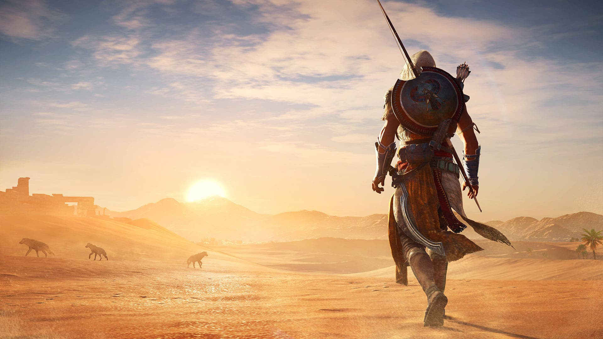 Assassins Creed Origins intro