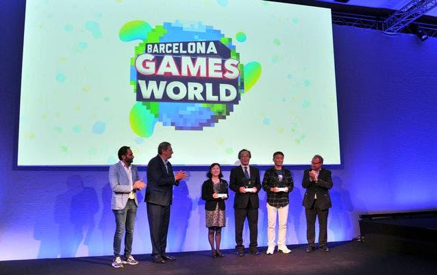 Bacelona Games World 1