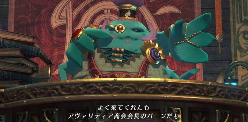 Presentan a un nuevo personaje de Xenoblade Chronicles 2