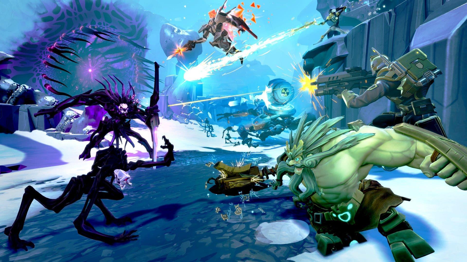 Imagen de Battleborn anuncia la fecha de cierre de sus servidores