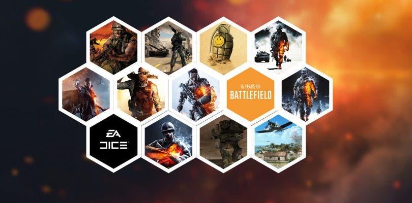 EA celebra el aniversario de Battlefield 1 y toda la franquicia