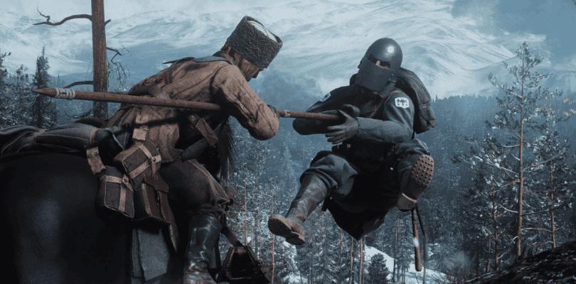 Battlefield 1 recibe la actualización de octubre