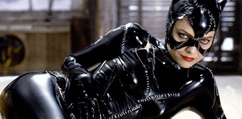 Michelle Pfeiffer quiere volver a acompañar a Batman como Catwoman