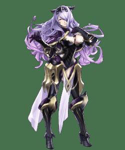 Camilla Fire Emblem Warriors