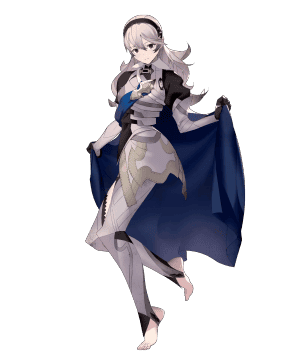 Corrin Female Fire Emblem Warriors