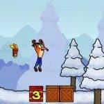 Así es Crash N. Tense Adventure un Crash Bandicoot hecho por fans