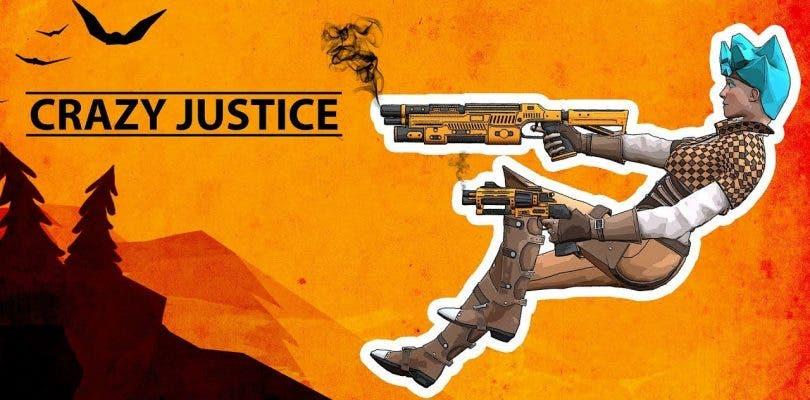Crazy Justice tendrá juego cruzado entre PC, Xbox One y Switch