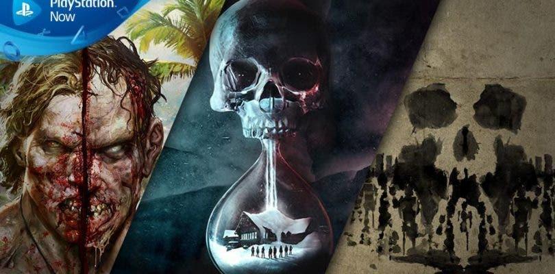 Terroríficos títulos llegan a PlayStation Now a tiempo para Halloween