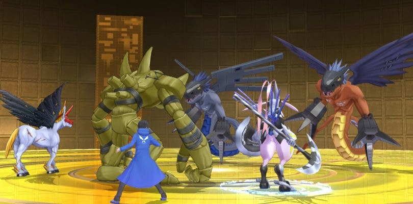 Digimon Story: Cyber Sleuth Hacker's Memory estrena nuevo tráiler