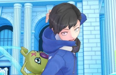 Digimon Story: Cyber Sleuth Hacker's Memory luce su premisa en vídeo