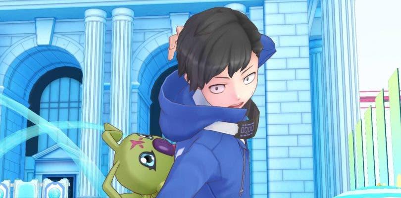 Digimon Story: Cyber Sleuth Hacker's Memory fecha su llegada a Europa