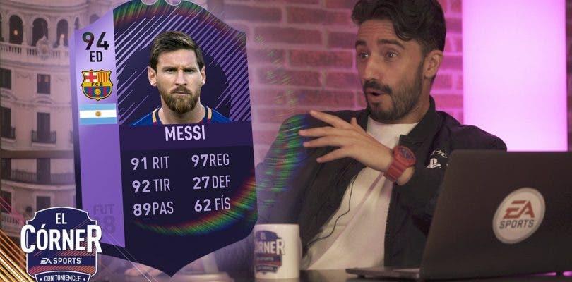Equipo de la Semana y primeros Héroes para FIFA 18 Ultimate Team